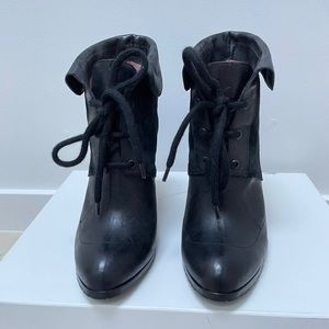 Derek Lam Camille lace up boot